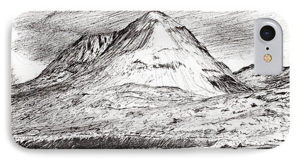 Paps Of Jura IPhone Case by Vincent Alexander Booth