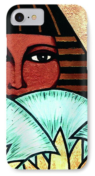 Papyrus Girl IPhone Case by Tara Hutton