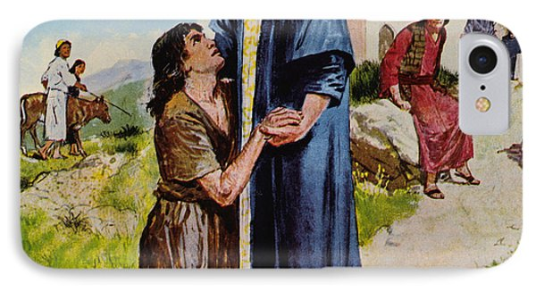 Parable Of The Prodigal Son IPhone Case
