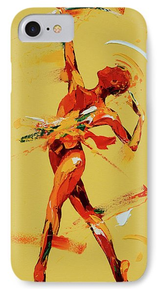 Paradis IPhone Case by Penny Warden