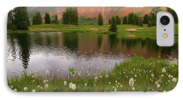 IPhone Case featuring the photograph Paradise Basin by Steve Stuller
