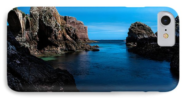 Paradise Lost At Sea IPhone Case