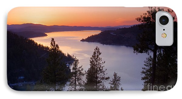 Paradise View Phone Case by Idaho Scenic Images Linda Lantzy