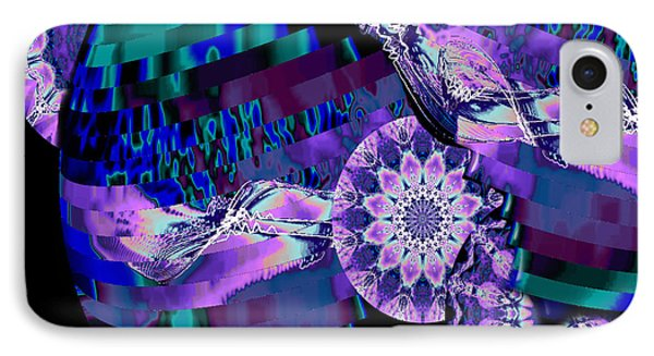 IPhone Case featuring the digital art Paradisio by Charmaine Zoe