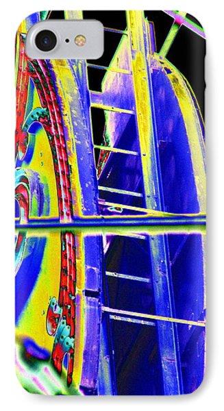 Paramount Theater Detail Phone Case by Tim Allen