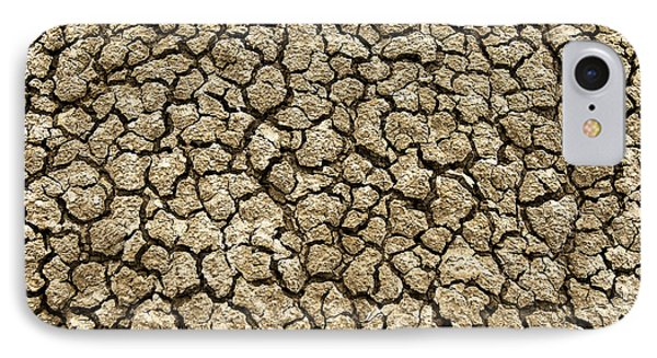 Parched Soil IPhone Case by Todd Klassy