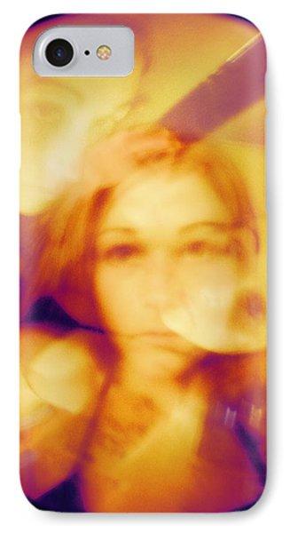 Pardon Me While I Burst... Phone Case by Mandy Shupp
