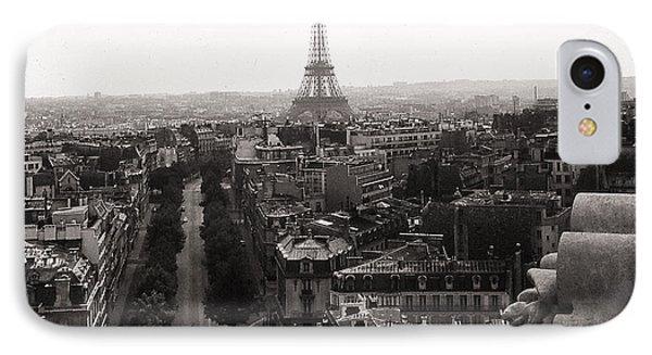 Paris 1966 IPhone Case