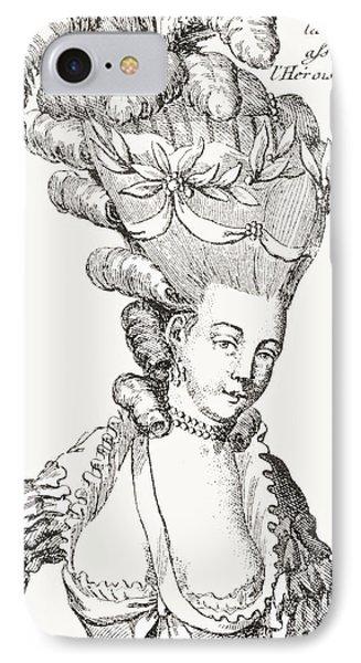 Paris Fashion, 1776 IPhone Case