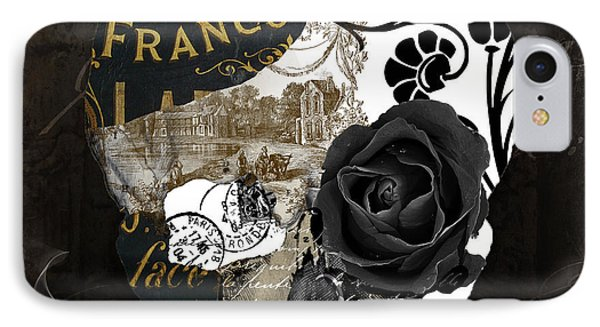 Paris Halloween II IPhone Case by Mindy Sommers