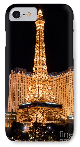 Paris Hotel Phone Case by Andy Smy