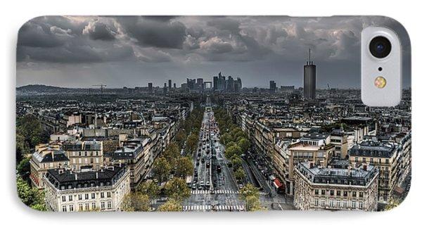 Paris No. 2 IPhone Case