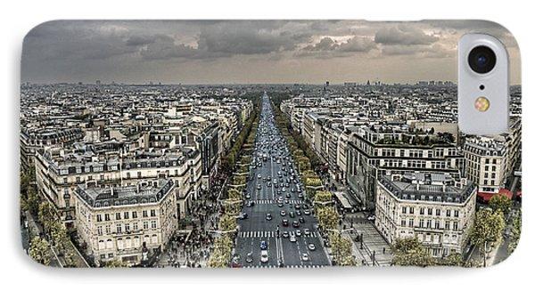 Paris No. 3 IPhone Case
