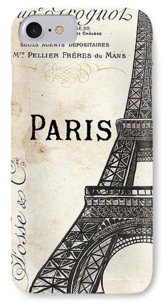 Paris, Ooh La La 1 IPhone Case