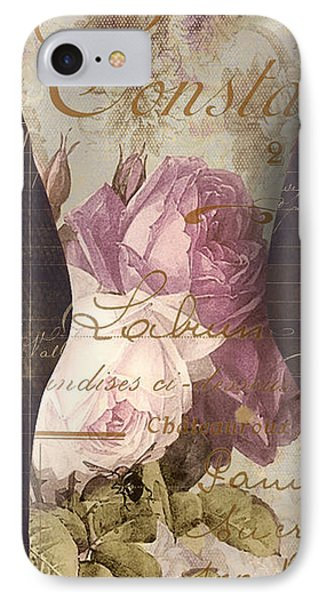 Paris Seamstress IIi IPhone Case by Mindy Sommers