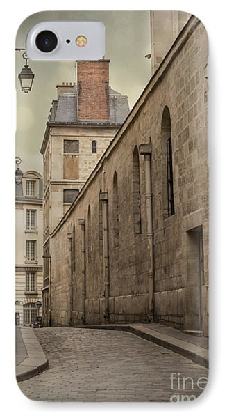 Parisian Street IPhone Case