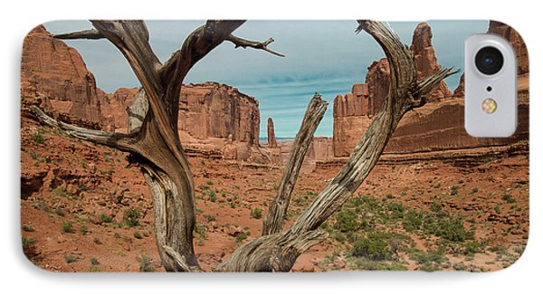 IPhone Case featuring the photograph Park Avenue by Gary Lengyel