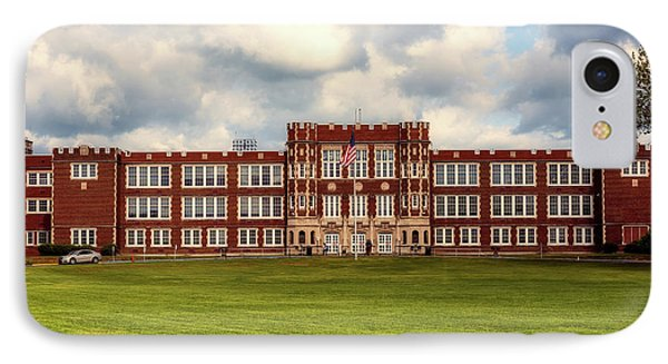 Parkersburg High School - West Virginia IPhone Case by L O C
