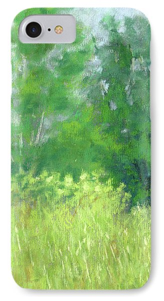 Parkway Trees IPhone Case