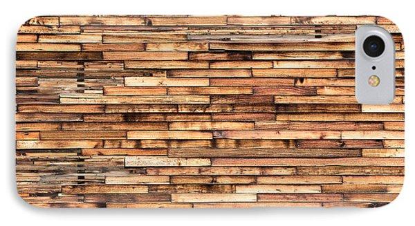 Parquet Wood Pattern IPhone Case