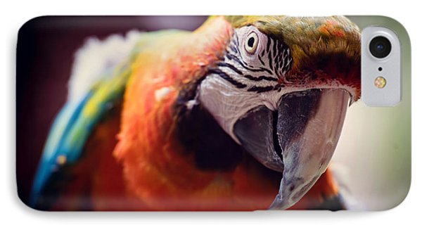 Parrot Selfie IPhone 7 Case