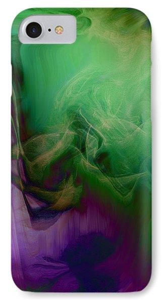 Part Of Rapture Phone Case by Linda Sannuti