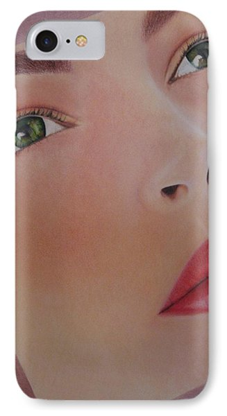 Part Of You 1 Phone Case by Lynet McDonald