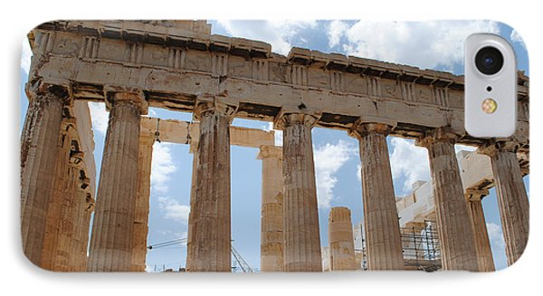 Parthenon IPhone Case by Robert Moss