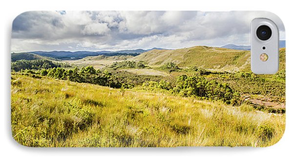 Parting Creek Regional Reserve Tasmania IPhone Case by Jorgo Photography - Wall Art Gallery