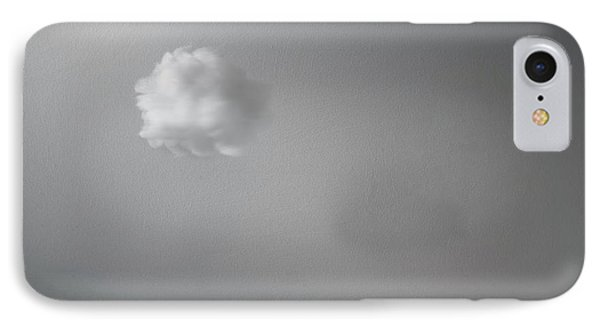 Partly Cloudy IPhone Case by Scott Norris