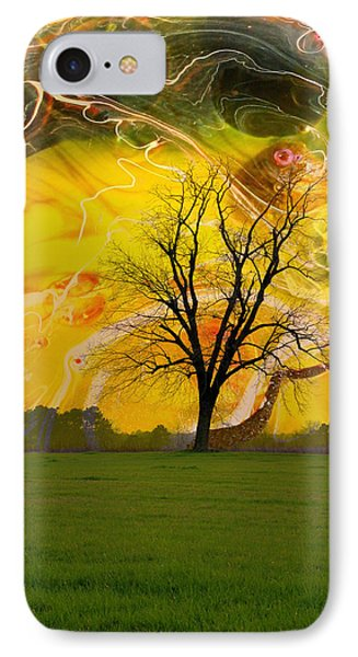Party Skies Phone Case by Jan Amiss Photography