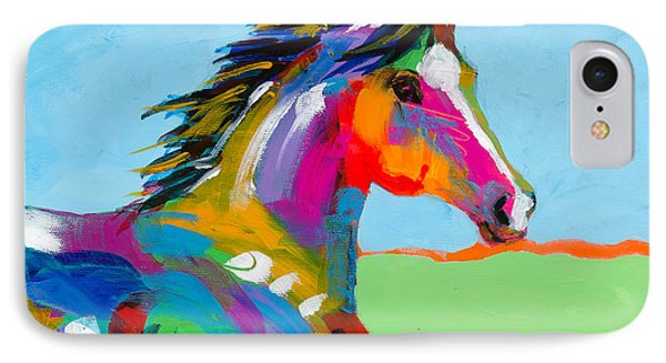 Paso A Paso IPhone Case by Tracy Miller