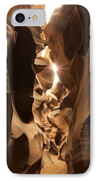 Passage At Antelope Canyon IPhone Case