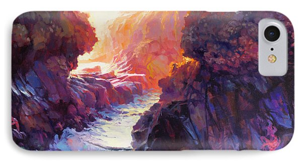 Pacific Ocean iPhone 7 Case - Passage by Steve Henderson