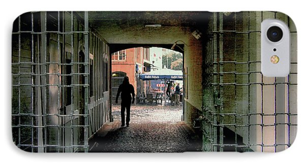Passageway IPhone Case by Jim Hill