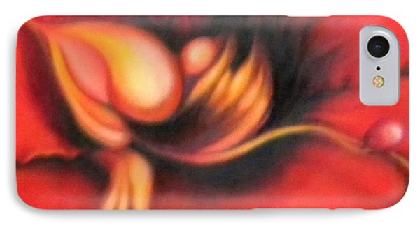 Passion Flower IPhone Case by Jordana Sands