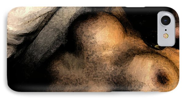 IPhone Case featuring the painting Passion by Iconic Images Art Gallery David Pucciarelli
