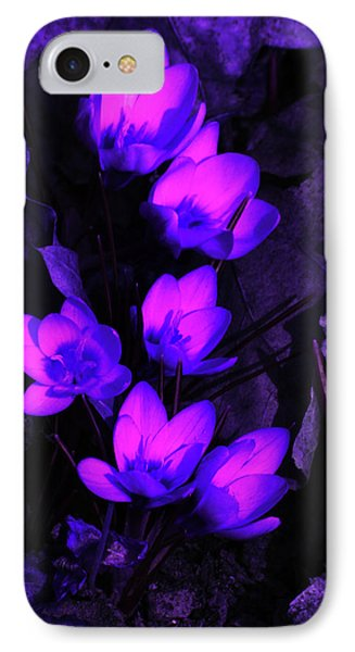 Passionate Blooms Phone Case by Karol Livote