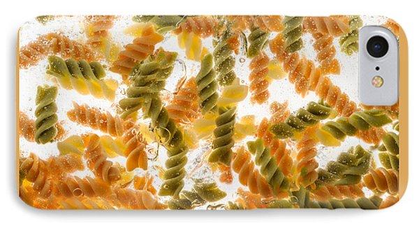 Pasta Boil IPhone Case by Steve Gadomski