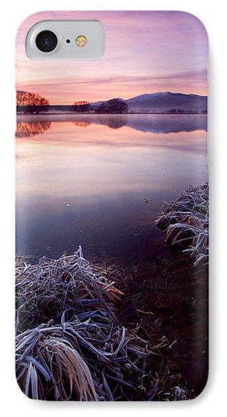 Pastel Dawn IPhone Case by Mike  Dawson