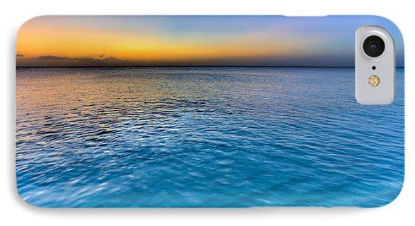 Pastel Ocean Phone Case by Chad Dutson