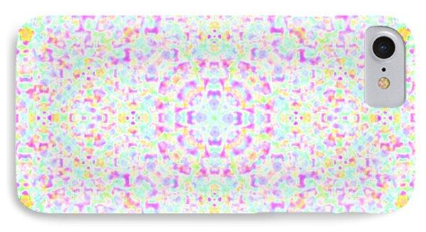 Pastel Pop IPhone Case by Robyn Parker