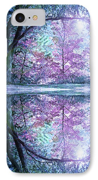 Pastel Reflections IPhone Case by Tara Turner
