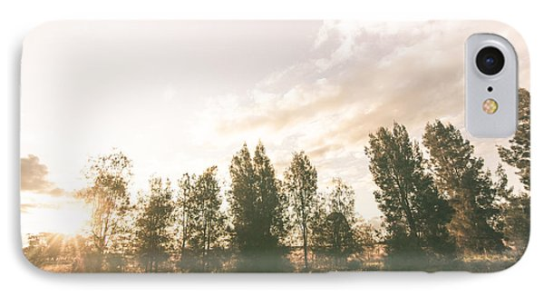 Pastel Sunset Forest IPhone Case by Jorgo Photography - Wall Art Gallery