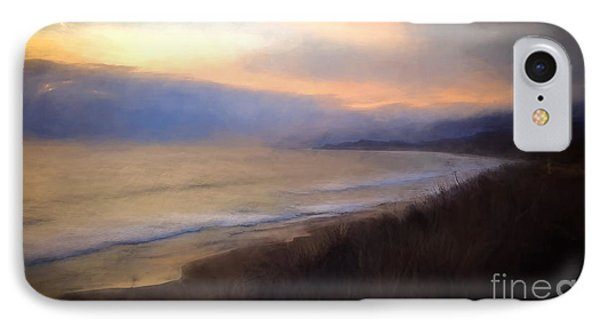 IPhone Case featuring the photograph Pastel Sunset by John A Rodriguez