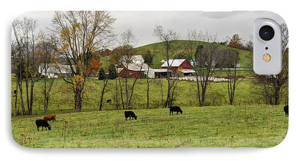 IPhone Case featuring the photograph Pastoral by Larry Ricker