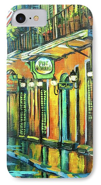 Pat O Briens IPhone Case by Dianne Parks