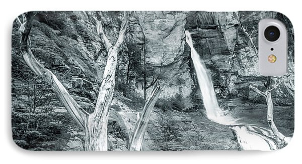 IPhone Case featuring the photograph Patagonian Waterfall by Andrew Matwijec