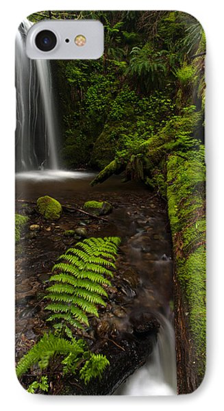 Path Of Life Phone Case by Mike Reid