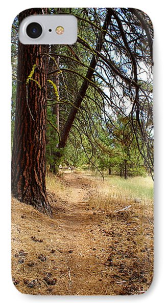 IPhone Case featuring the photograph Path To Enlightenment 2 by Ben Upham III